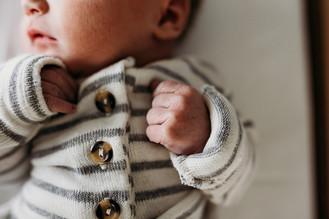 Indianapolis Newborn Photographer | Fresh 48 Session | Community Hospital North