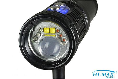 V17 Set HI-MAX Foto/Video 2200lm, auto-flash-off