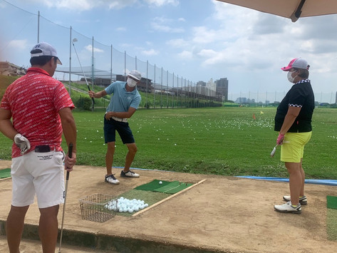 10月1日より多摩川ゴルフスクールのレッスンが受け放題になります!