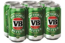 Victoria Bitter 6pk Cans