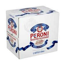 PERONI BEER 18PACK BOTTLES