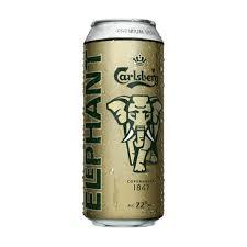CARLSBERGH ELEPHANT 7.2% 500ML CAN
