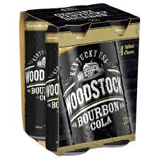 WOODSTOCK 7% 300ML 4PK CANS