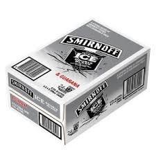 SMIRNOFF GURANA 7% 24PK CANS