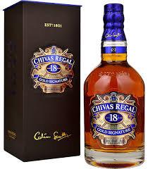 CHIVAS REGAL 18 YEARS OLD  700ML
