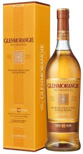 GLENMORANGIE SINGLE MALT WHISKEY 700ML