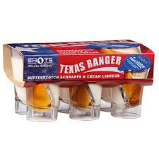 TEXAS RANGER SHOT 6PK
