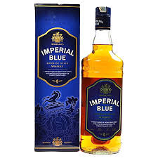 IMPERIAL BLUE WHISKEY 750ML