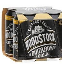 WOODSTOCK 7% 4X330ML CANS