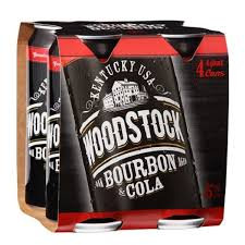 WOODSTOCK 5% 4X440ML CANS