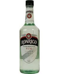 Ronrico rum 40% 1ltr