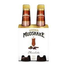 MUDSHAKE CHOCLATE 4PK BOTTLES