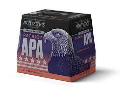 MONTEITH'S APA 12PK BOTTLES