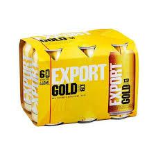 EXPORT GOLD 440ML 6PK