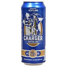CHARGER 7.5% 6 PACK 500ML CANS