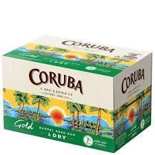 CORUBA DRY 7% 12PK CANS