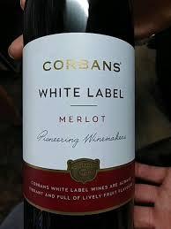 CORBAN MERLOT 750ML