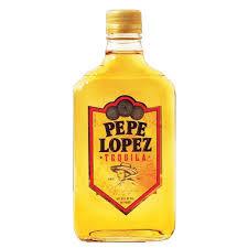 PEPE LOPEZ LEQUILA 375ML 40% ALC