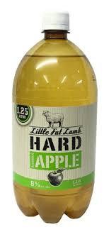 LITTLE FAT LAMB APPLE CIDER 8% 1.25L