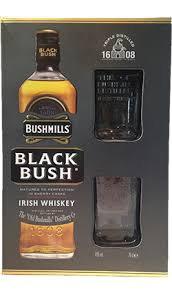 BUSHMILLS IRISH WHISKEY WITH 2 GLASS  700ML