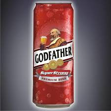 GODFATHER STRONG 8% 500ML CAN