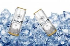 CRUISER ICE5% 250ML 24 PACK CANS