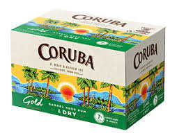 CORUBA DRY 7% 12PACK CANS