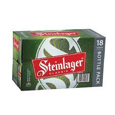 Steinlager 18 pack 330ml bottles