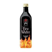 FIRE WATER HOT CINNAMON LIQUEUR 50% 700ML