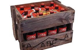 LION RED CRATE 12PK