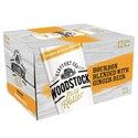 WOODSTOCK EASY ROLLER 7% GINGER 12PK CANS