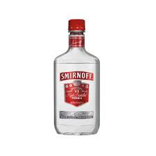 Smirnoff vodka 350ml