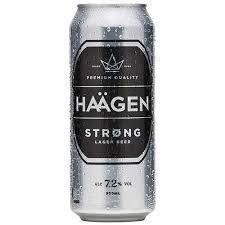 Haagen Strong 7.2% 500ml