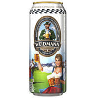 WEIDMANN BEER 6X500ML CANS