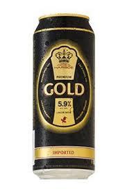 HARBOE PREMIUM GOLD 5.9% 6X500ML
