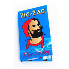 ZIG-ZAG BLUE