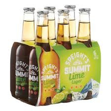 SPEIGHT'S SUMMIT LIME LAGER 6PACK