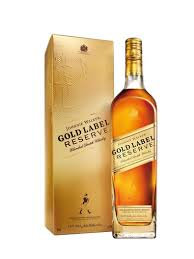 JOHNEE WALKER  GOLD  LABEL 700ML