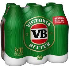 Vicroria Bitter 6pk bottles