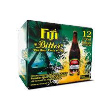 FIJI BITTER 750ML 12PACK BOTTLES