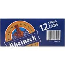 RHEINECK 12PK 330ML CANS