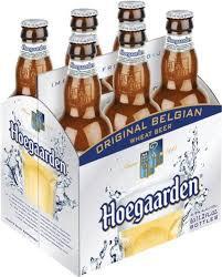HOEGAARDEN 6PACK BOTTLES