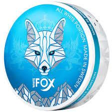 WHITE FOX BLUE