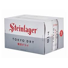 STEINLAGER TOKYO DRY 12PK CANS