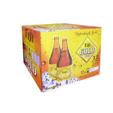 FIJI GOLD  12PACK 750ML BOTTLES