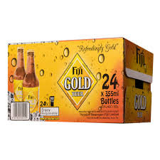 FIJI GOLD 24PACK 355ML BOTTLES