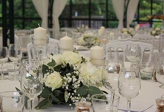 Centre de table mariage | fleuriste mariage | fleuriste réception