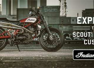 GEANNULEERD: Indian Scout FTR1200 Exclusief bij Bikes And More