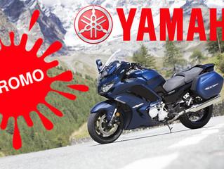 Tijdelijk € 1.000,- korting op de YAMAHA FJR1300AE