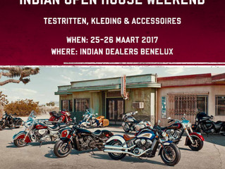 Indian Open House Weekend